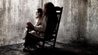 Horror creepy movies the conjuring wallpaper