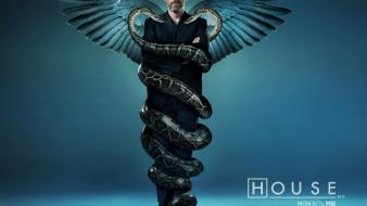 Hugh laurie gregory house m.d. Wallpaper