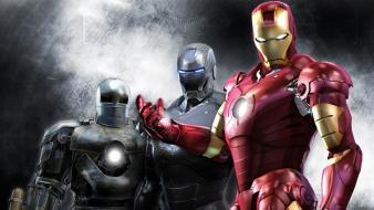 Iron man armored suit 3 wallpaper