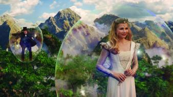 James franco oz: the great and powerful wallpaper