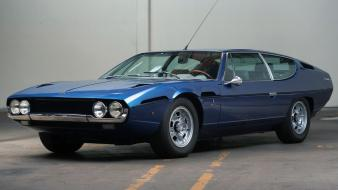 Lamborghini espada 400 gte cars wallpaper