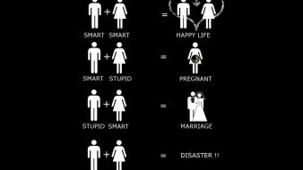 Laugh funny marriage wallpaper