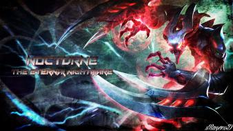 League of legends nocturne wallpaper
