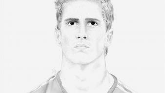 Liverpool fc torres wallpaper
