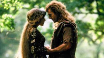 Marceau couple mel gibson braveheart william wallace wallpaper