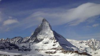 Matterhorn landscapes mountains wallpaper