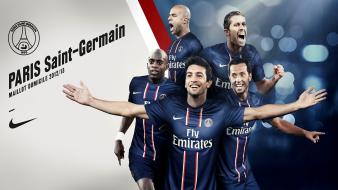 Nike paris-saint-germain psg paris saint germain fly emirates wallpaper