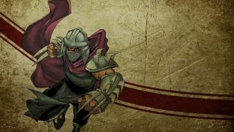 Ninjas teenage mutant ninja turtles shredder Wallpaper