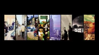 Oasis collage cover noel gallagher britpop liam nineties wallpaper