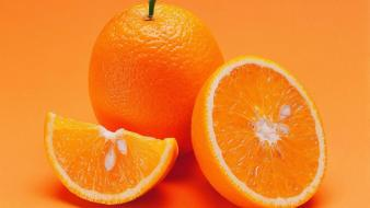 Orange food oranges wallpaper