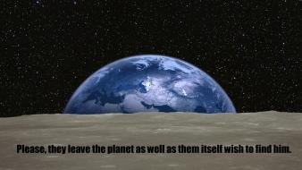 Planets quotes earth wallpaper