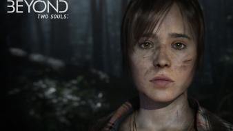 Playstation 3 beyond two souls jodie holmes wallpaper