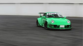 Porsche rough tuning dino speedhunters Wallpaper