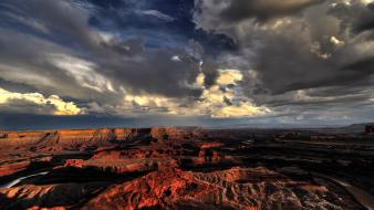 Rivers colorado river skies canyonlands national park wallpaper