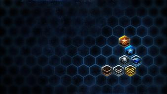 (starcraft ii) diamond gold platinum silver bronze wallpaper