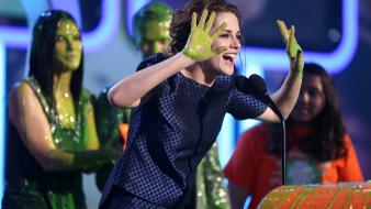 Stewart celebrity slime kids choice awards 2013 wallpaper