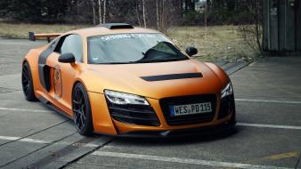 Supercars tuning r8 automobiles widebody prior design wallpaper