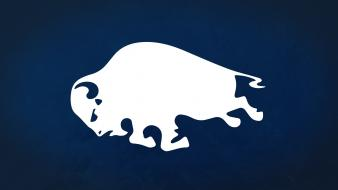 Team hockey nhl logos simple buffalo sabres wallpaper