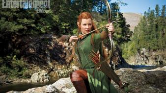 The hobbit tauriel hobbit: desolation of smaug wallpaper