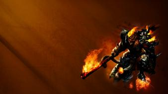 Video games league of legends wukong wallpaper