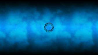 Video games portal aperture laboratories 2 wallpaper