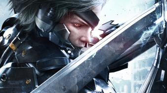 Video games raiden metal gear rising: revengeance wallpaper