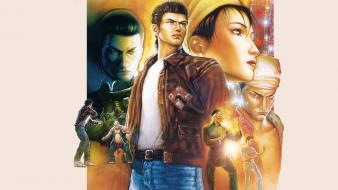 Video games shenmue Wallpaper