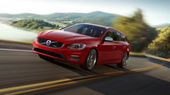 Volvo v60 wallpaper