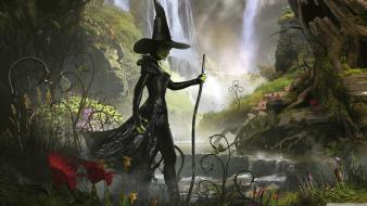 Witch west wicked oz: the great and powerful wallpaper