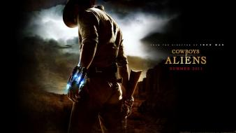 2011 Cowboys And Aliens wallpaper