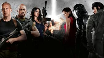 2013 G I Joe Retaliation wallpaper