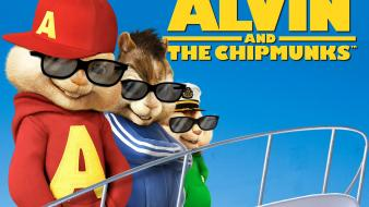 Alvin And The Chipmunks Chipwrecked wallpaper
