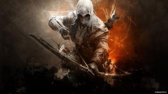 Assassins creed 3 wallpaper