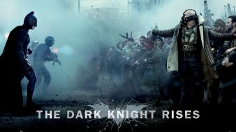 Batman Film The Dark Knight Rises wallpaper