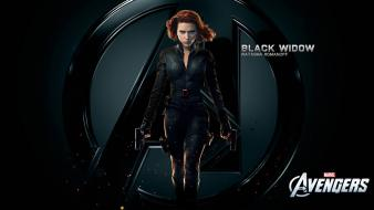 Black Widow Natasha Romanoff Hd wallpaper