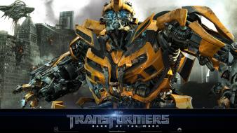 Bumblebee Transformers Dark Of The Moon wallpaper