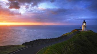 Cape Reinga Lighthouse wallpaper