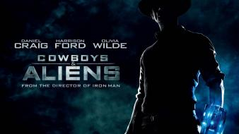 Cowboys And Aliens Movie Wallpaper