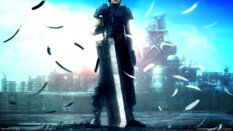 Crisis Core Final Fantasy Vii Hd wallpaper