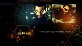 Deus Ex Human Revolution 2011 wallpaper