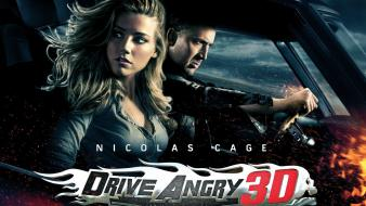 Drive Angry 3d Movie wallpaper