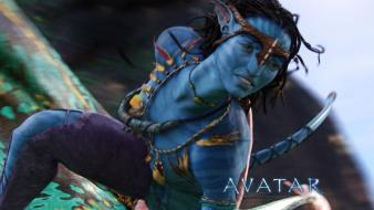 Female Character In Avatar wallpaper
