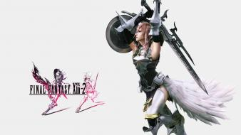 Final Fantasy Xiii 2 Lightning Hd wallpaper