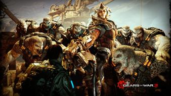 Gears Of War 3 2011 wallpaper
