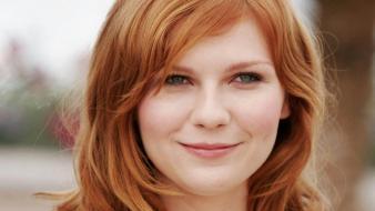 Kirsten dunst girl portraits top model girls wallpaper