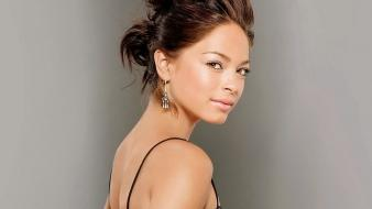 Kristin kreuk girl portraits top model girls wallpaper