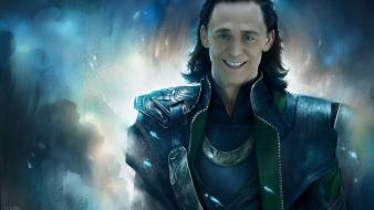 Loki marvel tom hiddleston the avengers (movie) wallpaper