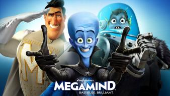 Megamind 2010 Movie wallpaper