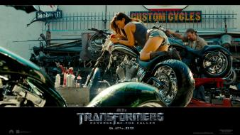 Megan Fox Transformers 2 Still wallpaper