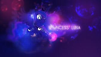 My little pony princess luna wallpaper